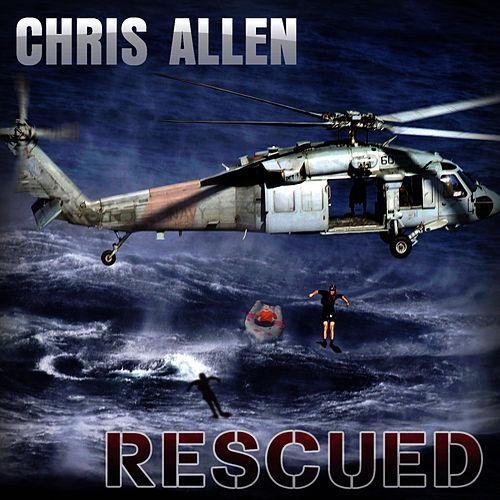 chris rescued