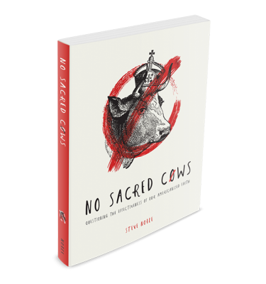 No Sacred Cows Book