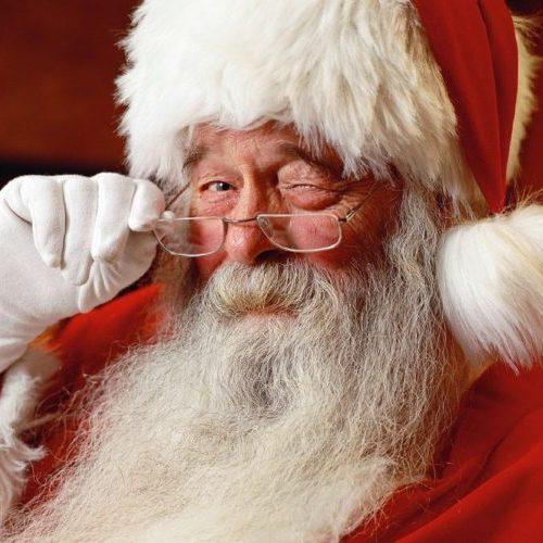 Santa is Running for Office