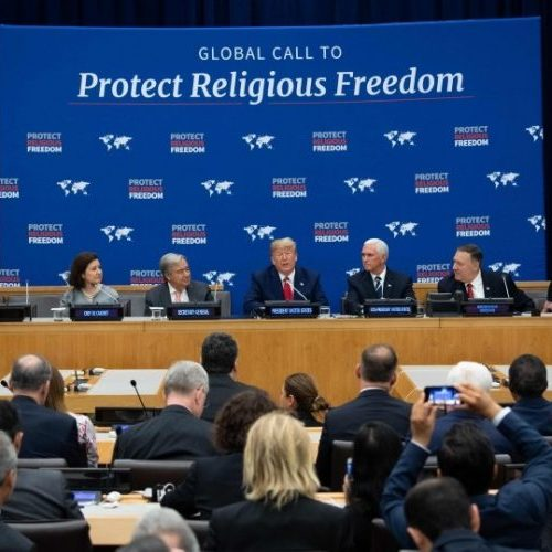 Religious Freedom at the UN