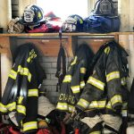 Fired Christian Fire Chief