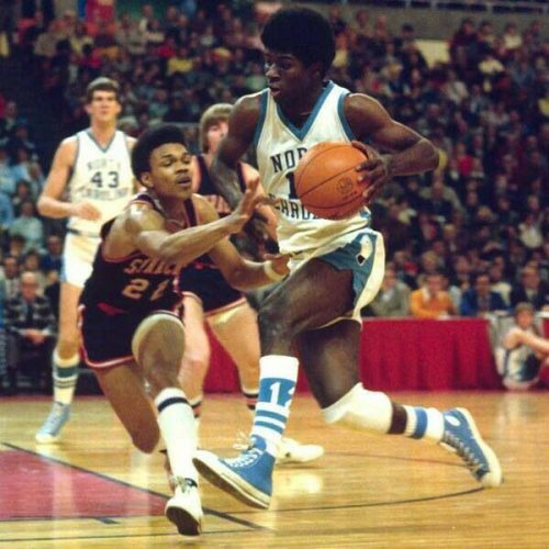 FCA and UNC Legend - Phil Ford