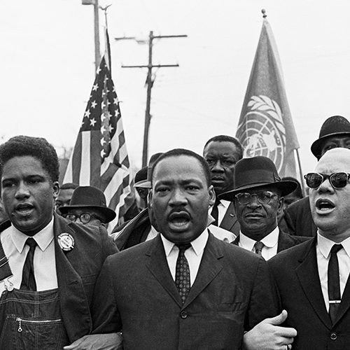 White Pastor's Foray with MLK