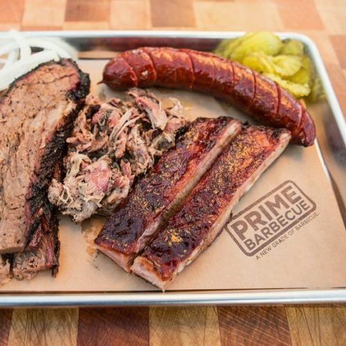 Grand Opening of Prime BBQ