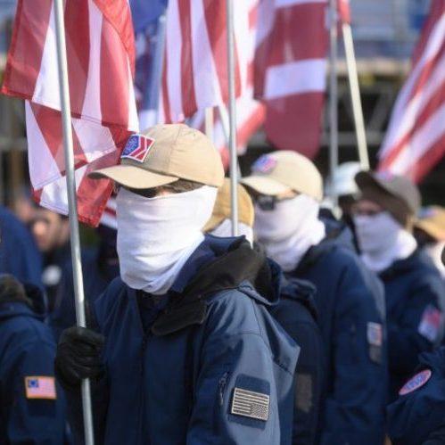 Facemask = Patriot?