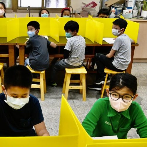Mask Your Kid and Send Them Off to School?