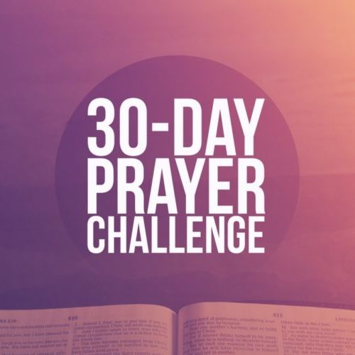 Pray For 30 Days