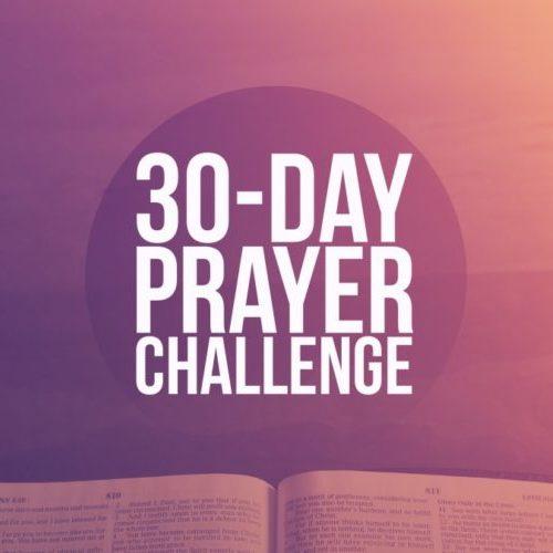 Pray For 30 Days