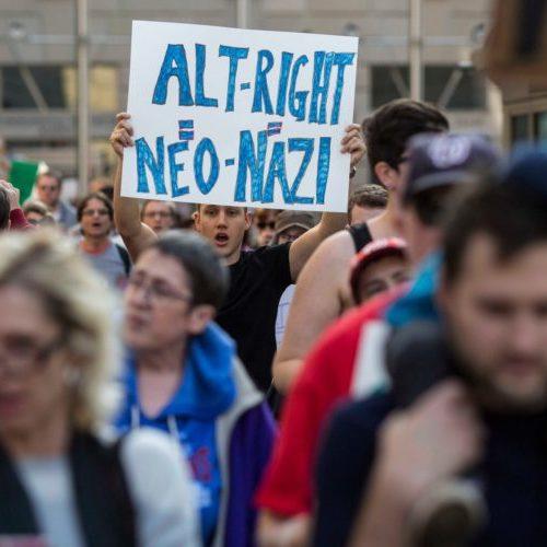 Attention: Nazi Trump Supporters!