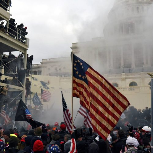 America in CHAOS...…