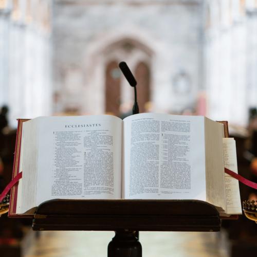 Theology Thursday: Bible = No Errors?