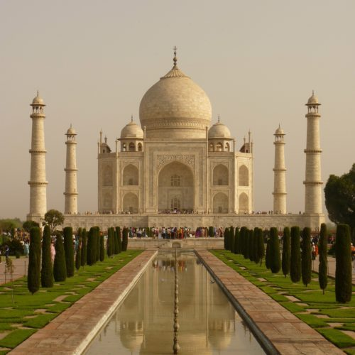 Moving to India!